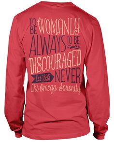 "This would be cute with ""Let us strive for that which is honorable, beautiful and highest"" :)"