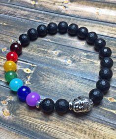 Chakra Buddha Bracelet