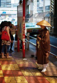 Random Tokyo Summer | Pursuing Wabi