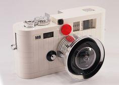 LEGO Leica M8 Camera