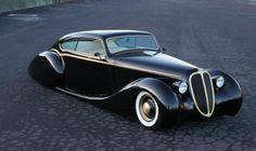 Black Pearl, de James Hetfield, do Metallica, foi premiado como carro do ano por especialistas - Divulgação