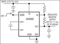 Need This inverting charge pump circuits provides a negative Vin rail at up to Circuits, Pumps, Pumps Heels, Pump Shoes, Heel Boot, Slipper