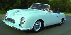 1957 Volkswagen Wendler cabriolet