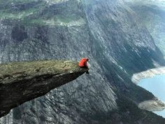 Preikestolen (Norway) favorite-places-spaces