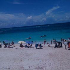 True paradise. Nassau, Bahamas!!