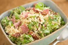 Sun-Dried Tomato and Salami Couscous Salad | Whole Foods Market