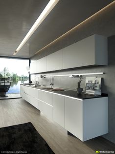 Contemporary Kitchen That Follow The Latest Trends