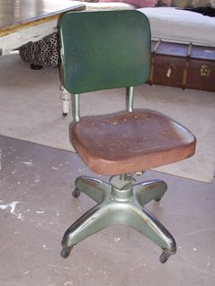 Old Office Chair   Googleu0027da Ara