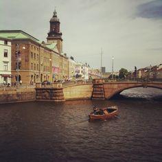 Gothenburg on Camilla Engman