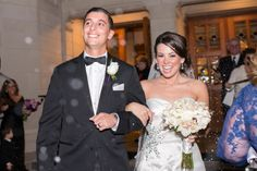 Stylish Winter Wedding in Chicago   Images by Jill Tiongco Photography   Via Modernly Wed   35