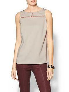 Peplum blouse open backs and peplum on pinterest
