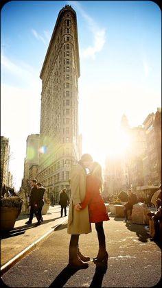 NYC engagement shoot - Nick Kessler Photography
