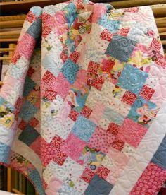 Candy Corners Quilt Pattern