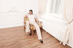 Meet Hensely, a New Brand That's Making Luxury Clothing Utterly Effortless