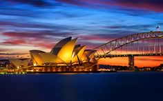 Get to know tooristr recommendations for the most famous Sydney attractions. Know the list of places to visit in Sydney,plan your trip to this amazing city Australia Living, Australia Travel, Australia 2017, Australia Visa, Visit Australia, Opera House Architecture, Sydney Opera, Australia Tourist Attractions, Cool Places To Visit
