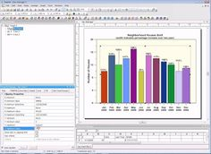 Bar Chart, Software, Bubbles, Diagram, Bar Graphs
