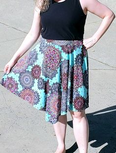 Knitted Fabric, Woven Fabric, Knit Skirt, Sewing Patterns, Skirts, How To Wear, Shopping, Fashion, Stitching Patterns