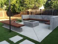 101 Stunning Fire Pit Seating Ideas to Spice Up your Patio – Dream Backyard – Modern Backyard Small Backyard Patio, Backyard Seating, Backyard Patio Designs, Modern Backyard, Fire Pit Backyard, Backyard Landscaping, Landscaping Ideas, Patio Ideas, Backyard Ideas