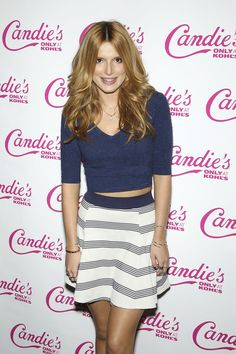 Bella Thorne's Fave Holiday Fashions from Candie's | Twist
