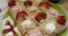 Fehér csokoládés kókusz kocka French Toast, Breakfast, Food, Morning Coffee, Essen, Meals, Yemek, Eten