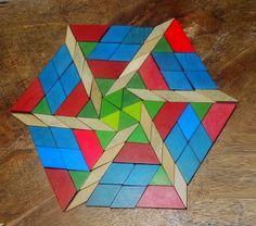 Pattern Block Design - Joshua Batiller | G1:27 Original Designs
