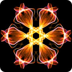 Fractal sacred geometry of silk weaving. www.liberatingdivineconsciousness.com
