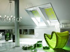 Looks by Laura: VELUX BLACKOUT BLINDS