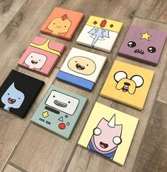 hippie painting ideas 593067844668010152 - DIY Adventure Time Mini Paintings Source by Simple Canvas Paintings, Easy Canvas Art, Small Canvas Art, Mini Canvas Art, Cute Paintings, Diy Canvas, Disney Canvas Art, Canvas Ideas, Hippie Painting