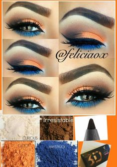 Recreate this look by @feliciaox Definitely on my to do list with Younique…