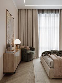 Small Modern Bedroom, Modern Luxury Bedroom, Luxury Bedroom Design, Home Room Design, Bedroom Closet Design, Master Bedroom Design, Luxurious Bedrooms, Home Decor Bedroom, Interior Design Living Room