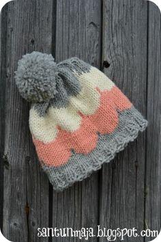 Santun Maja: knitted beanie