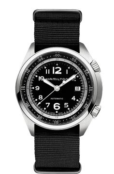 Hamilton Khaki Aviation Pilot Pioneer Auto