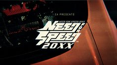 Need For Speed 20XX by Bao Nguyen, via Behance