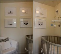 Put Baby In The Closet: 20 Small Space Nursery Ideas | Disney Baby