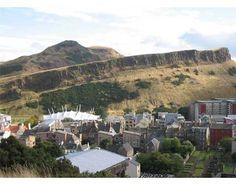 Arthur's Seat, Edinburgh Scotland