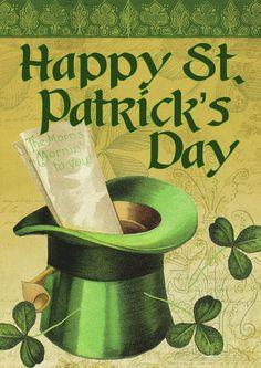 Happy St. Patrick's Day by Tammy Apple
