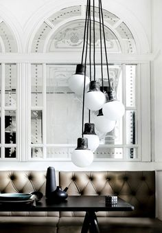 Office Makeover: {Searching for The Perfect Chandelier}