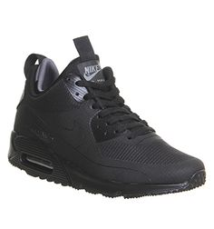 d4e0e2d58ae5 Nike Air Max 90 Mid Winter Black - His trainers