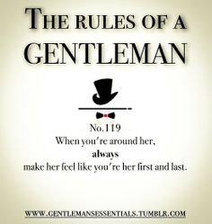 Rules Of A Gentleman - 119