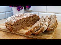 E recept szerint már nem vásárol kenyeret, hanem saját kezűleg készít kenyeret. Kenyérsütés. - YouTube Quick Bread, How To Make Bread, Bread Recipes, Cooking Recipes, Whole Wheat Bread, Bread Baking, Scones, Sweet Recipes, Biscuits