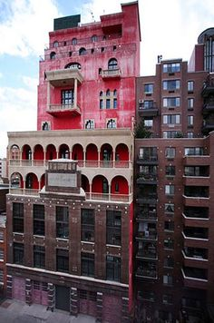 Julian Schnabel's Palazzo Chupi. One of my favorite buildings in NYC