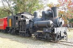 Shay - 2 truck Locomotive  Builder:	Lima Locomotive Works Build Date:	1913