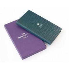 Debrett's Gentleman's Teal 2013 Diary