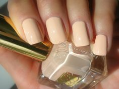 Estee Lauder Limited Edition Pure Color Nail Lacquer in Bare - Bronze Goddess Summer 2014 Collection