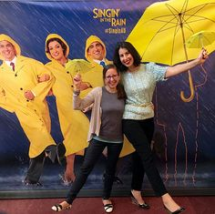 Melbourne, let Singin' in the Rain put a Smile on your face - My Poppet Living