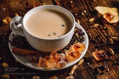 Warming Masala Chai with Spices by Seva_blsv