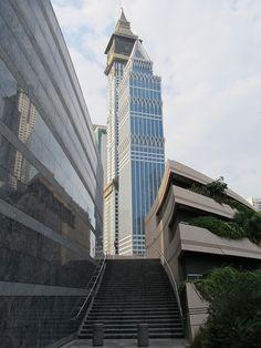 Dubai, Sheikh Zayed Road