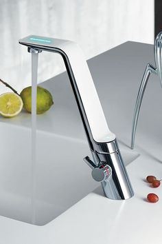Faucet: La Cucina Alessi Sense by Oras. | Housing Fair 2015 Vantaa ...