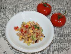 Sommerzeit ist Grillzeit° Veganer Quinoa-Rohkost-Salat°