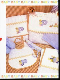 Revista em Ponto Cruz Baby